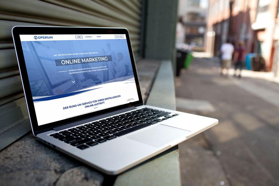 Rundum Service Website